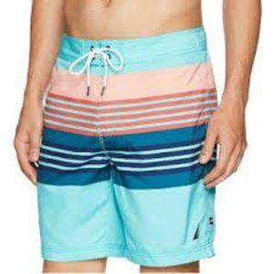 Nautica men's quick dry swim trunks / board shorts